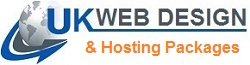UK web design and hosting packages